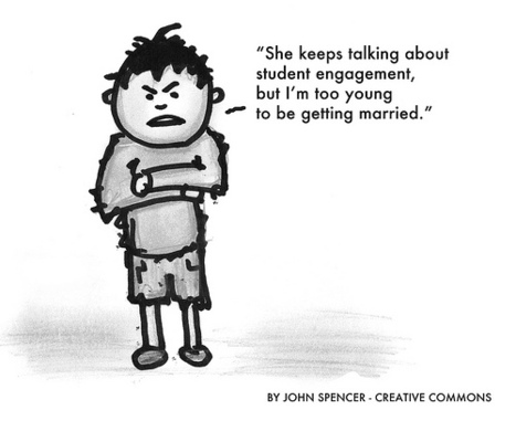 Awesome Poster Featuring 7 Ways to Engage Students in Class | Technology in Education | Scoop.it
