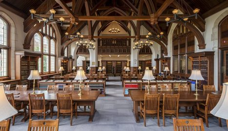 The Great Shrinking, Expanding Law Library - 2Civility | Library Collaboration | Scoop.it