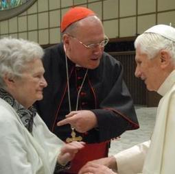 When Benedict met Shirley « The Deacon's Bench | The Amused Catholic: an Ezine | Scoop.it
