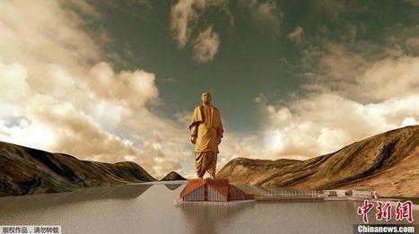 L'Inde envisage de construire une statue de Bouddha de 182 mètres de haut | French China | Kiosque du monde : Asie | Scoop.it