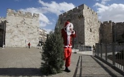 "Jonathan Cook: Israel Still Ban Christmas Trees in Nazareth - Sabbah Report | Why has Putin closed the archives relating to the ""holocaust"" and why has Russian joined the WTO? 