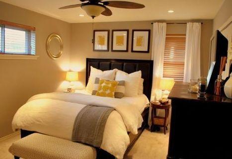 Como elegir el color adecuado para pintar una habitación pequeña. | Mil ideas de decoración | Decoración de interiores | Scoop.it