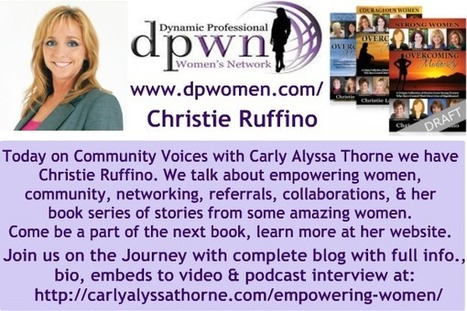 Empowering Women | Carly Alyssa Thorne, Carly A Thorne, Conscious Business | Education | Scoop.it