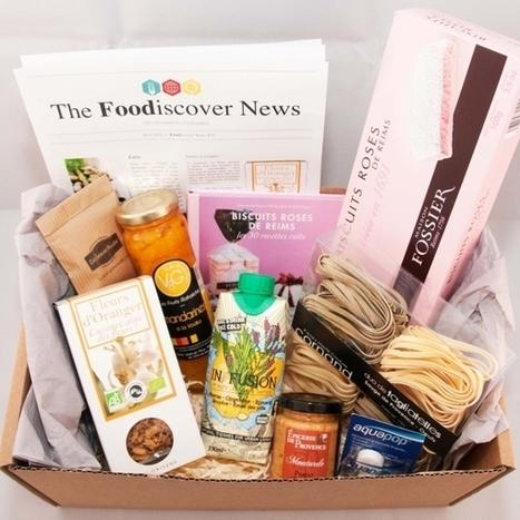 FOODISCOVER, la box des découvertes culinaires. | Midipile.com | Scoop.it