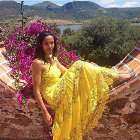 Padma Lakshmi on Twitter   San Miguel De Allende   Scoop.it