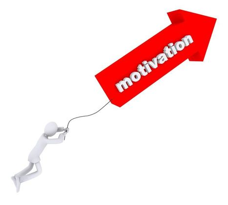 DON'T CLING TO MOTIVATION! - The Key to Getting Motivated: Give Up | The Key To Successful Leadership | Scoop.it
