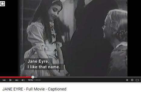 Classic Movies Described & captioned | Linguagem Virtual | Scoop.it