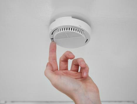 Date limite pour les détecteurs de fumée obligatoires - CôtéMaison.fr | LM - Déco | Scoop.it