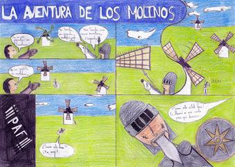 Queremos MusicArte: El Quijote versión cómic | Queremos MusicArte | Scoop.it
