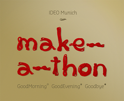 IDEO Labs » Join us in Munich on July 5th- 6th for a weekend of making | mobile fablabs | Scoop.it