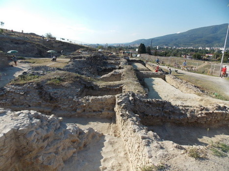 A Day with Macedonian Archaeology – Roman Theater in Scupi ... | Augustus - Princeps, Rome and the Roman Empire | Scoop.it