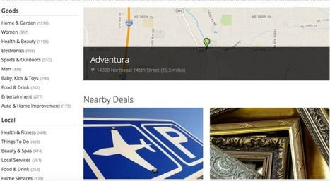 Groupon Pages Part Of Company Evolution Into Local Search Site | Recherche locale | Scoop.it