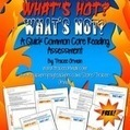 What's Hot, What's Not Classroom Activity for any Content Area | Common Core Literacy Across the Curriculum | Scoop.it