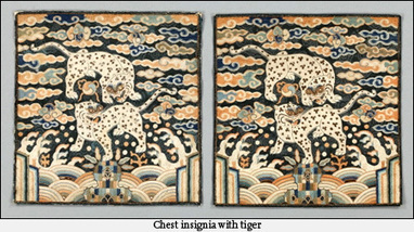 Korean tiger pattern | Year 3-4 Arts: Visual arts - Korean patterns | Scoop.it