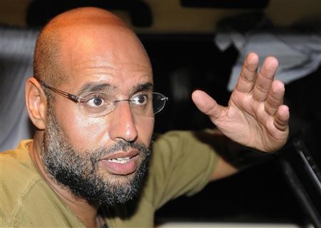 Libya's Saif al-Islam bids to escape father's fate | Coveting Freedom | Scoop.it