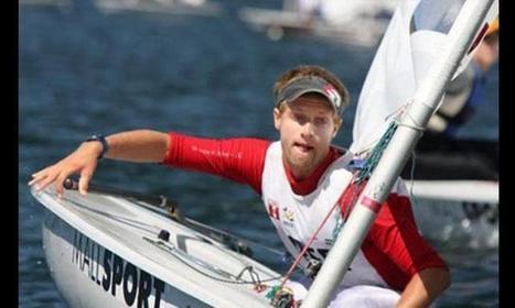 PERU - Velerista Alexander Zimmermann clasificó para los Juegos Panamericanos ... | Veleros PERU | Scoop.it