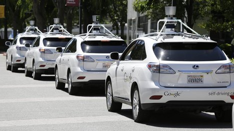 Forget self-driving cars; we should be focusing on self-driving buses | Urban Mobility | Scoop.it