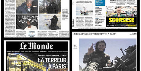 La rédaction du «Monde» face à l'iconographie terroriste | DocPresseESJ | Scoop.it