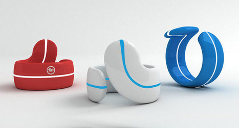 The wearable Transmitters forming mutant ornaments by FIN - TechWaq.com | Robotics | Scoop.it