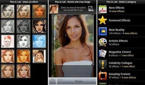 Pho.to Lab, una app Android gratuita con más de 450 efectos para retocar tus fotos | Searching & sharing | Scoop.it