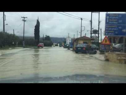 Grote overlast door regen op Zakynthos   Griekenland   Scoop.it