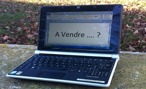 Tablettes tactiles et enseignement : et si je revendais mon netbook ? - Tablette-tactile.net | François MAGNAN  Formateur Consultant | Scoop.it