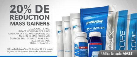Les meilleurs promotions dans le monde de la nutrition sportive! -   Acheter moins cher   Scoop.it