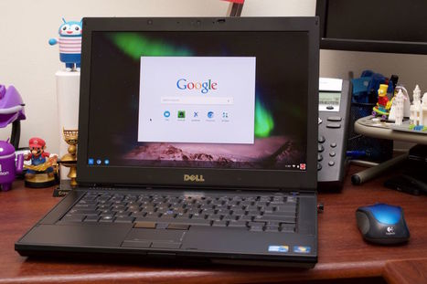 Turning a crappy old Windows PC into a full-fledged Chromebook with CloudReady | Utilidades | Scoop.it