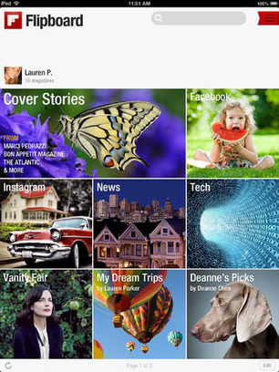 Flipboard Adds Support For Instagram's Recently Launched Video Feature | Better teaching, more learning | Scoop.it