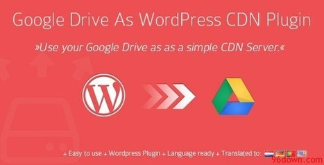 Codecanyon Google Drive As WordPress CDN Plugin v1.3.3 | Download Free Full Scripts | Wordpress Speed | Scoop.it