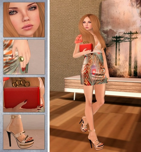 Free SL Couture: Style No. 153 | Finding SL Freebies | Scoop.it