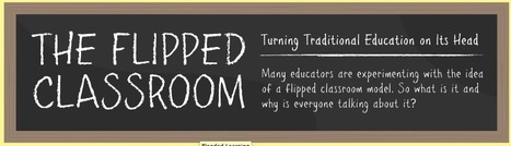 The Flipped Classroom: Turning the Traditional Classroom on its Head | School Library Scoop | Scoop.it