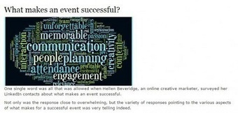 Private Personal Assistant: Key Factors for a Successful Company Event | Sorted Personal Management | Scoop.it