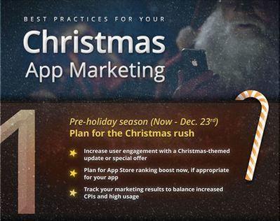 Marketing mobile: les 5 meilleures pratiques avant Noël | Marketing | Scoop.it