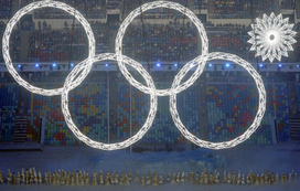 Social media sizzles with story of man killed over Sochi Olympic rings failure - The Denver Channel | The story about the man who was killed after the Olympic Rings failure | Scoop.it