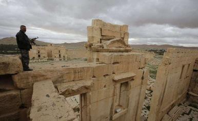 Palmira puede desaparecer en tres meses | LVDVS CHIRONIS 3.0 | Scoop.it