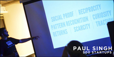 Paul Singh on Venture Capitalists and Raising Money | Entrepreneurship, Startups, Disruptive Technologies, Innovation | Scoop.it
