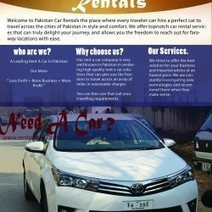 Welcome to Pakistan Car Rentals   Visual.ly   Services   Scoop.it