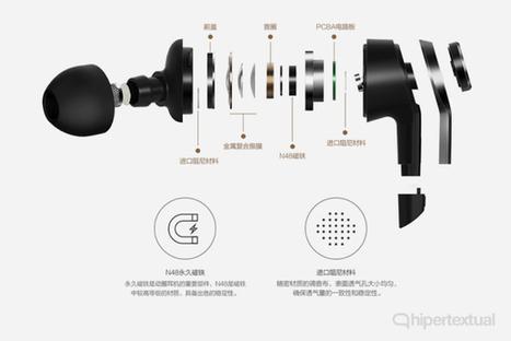 Xiaomi presenta una espectacular revisión de sus auriculares Piston | Uso inteligente de las herramientas TIC | Scoop.it