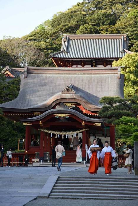 Kamakura boasts ancient history, hip beaches | The Japan Times | Kiosque du monde : Asie | Scoop.it