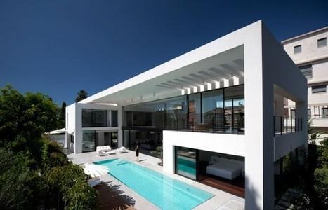 Haifa House by Pitsou Kedem Architects | Rendons visibles l'architecture et les architectes | Scoop.it