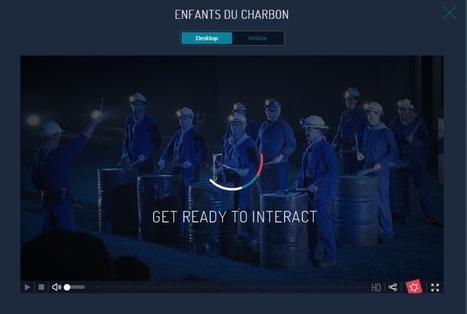 Vidéo interactive avec Interlude.fm | le foyer de Ticeman | Scoop.it