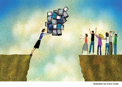The Truth About Tablets: Educators are getting iPads and ereaders into students' hands—but it's not easy | Professional development of Librarians | Scoop.it