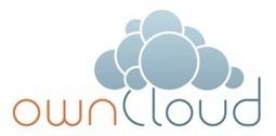 Remplacer DropBox par une alternative libre : Owncloud | Actualités de l'open source | Scoop.it