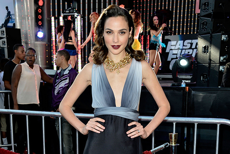 Israeli Model/Actress Gal Gadot the New Face of Gucci Fragrances | Judaism in Today's World | Scoop.it