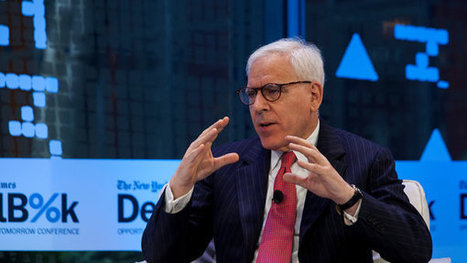 For Carlyle, Private Equity Business Is a Standout | Private Equity | Scoop.it