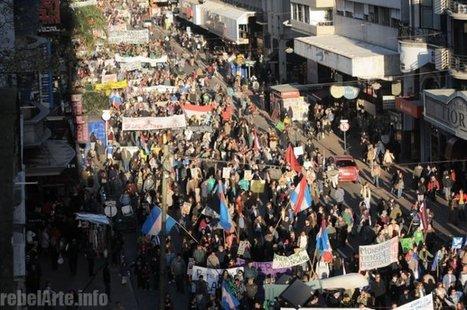 Uruguay /Fotografías : Marcha Nacional en Defensa de la Tierra 11/10/2012   MOVUS   Scoop.it