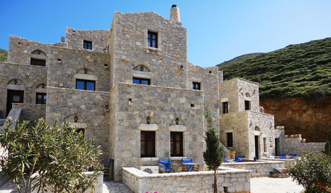 GUESTHOUSE MANI   Greece Travel   Scoop.it