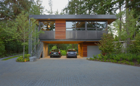 10 Hottest Fresh Architecture Trends in 2014 - Freshome | Home Staging | Scoop.it