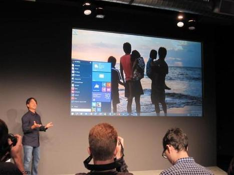 Microsoft skips Windows 9, its now Windows 10   Information Technology   Scoop.it